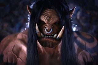 Illustration for article titled Let's Hope the Warcraft Movie Looks as Good as This Cosplay
