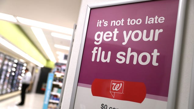 This Year s Flu Vaccine Is Actually Pretty Effective —and It s Not Too Late to Get it