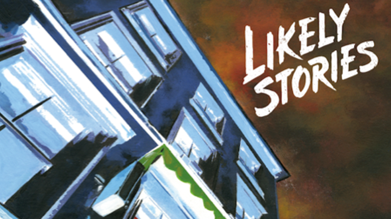 Cover art from Likely Stories.