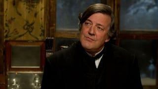 Illustration for article titled Stephen Fry will play Alfred to Rupert Grint's Bruce Wayne