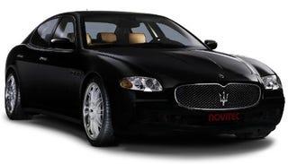 Illustration for article titled Maserati Novitec Quattroporte