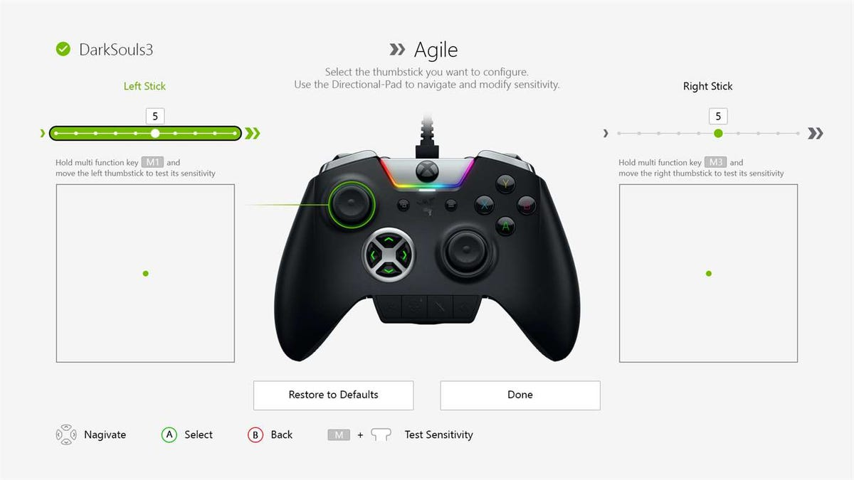 Razer Wolverine Ultimate Controller Review Elite Ish Xbox To Usb Wiring Diagram