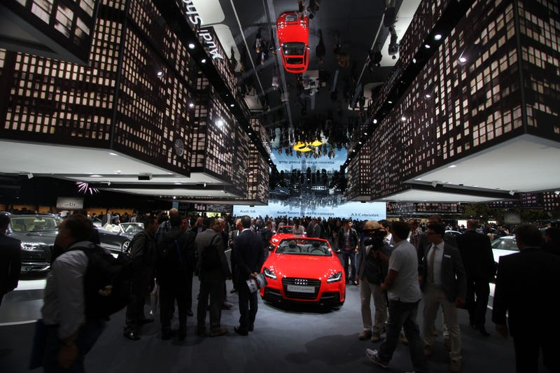 Illustration for article titled Inside the Inception-Style City Audi Built to Sell Cars