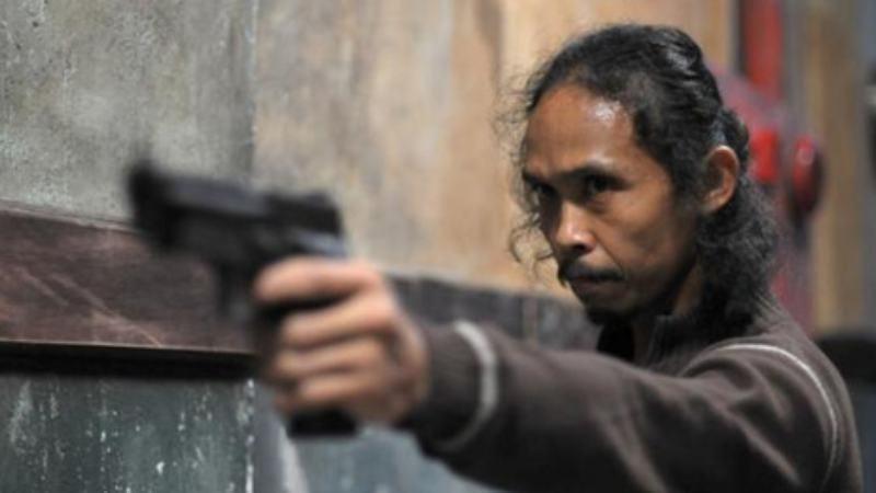 Yayan Ruhian in The Raid: Redemption