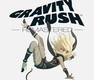 Illustration for article titled Gravity Rush Remastered is Getting a Physical Release After All