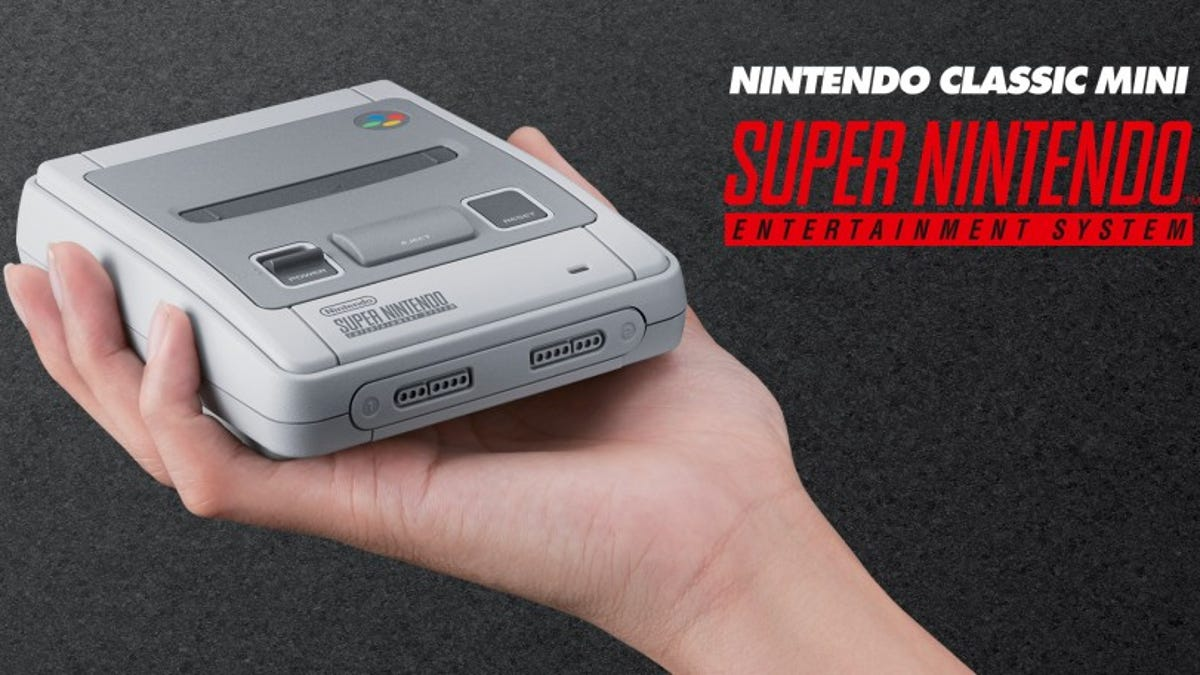 Japan And Europe's SNES Classic Is Better
