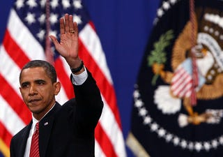 Illustration for article titled Obama's Speech On Afghanistan Measured, Expected