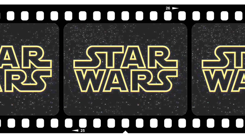 Illustration for article titled The New Star Wars Will Be Shot on Film, Which Is Probably Great