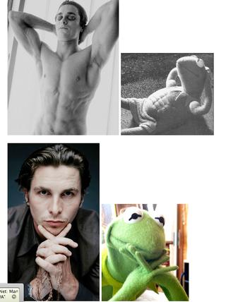 Illustration for article titled Kermit Bale