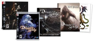 Illustration for article titled Demon Souls Dated And Bundled With Swag