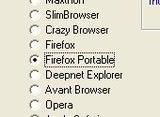 Illustration for article titled DefaultBrowser Sets a Portable Browser to System Default