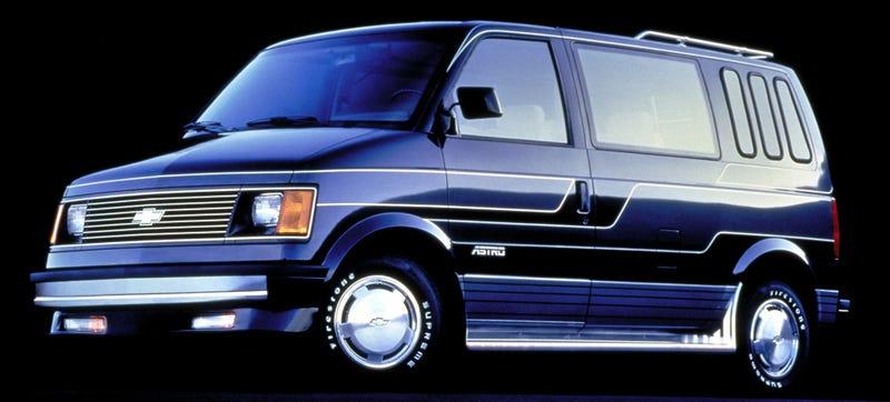 Illustration for article titled Do You Miss Big Vans?