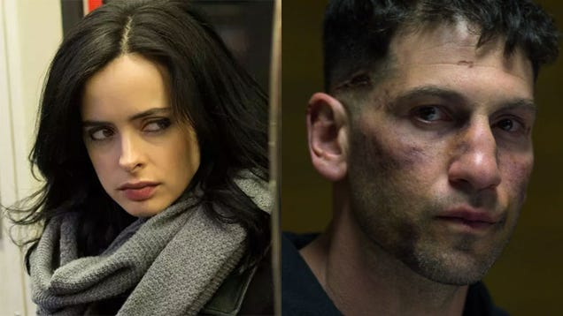 Netflix s The Punisher and Jessica Jones Are Officially Cancelled