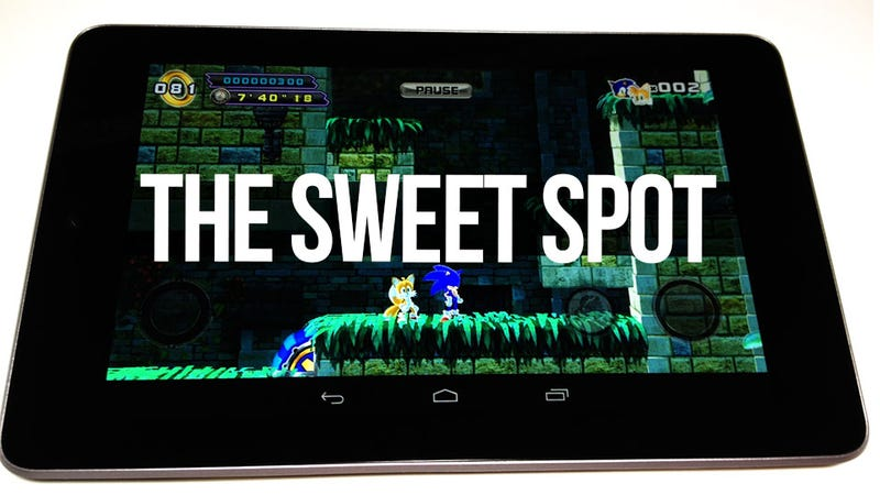 Illustration for article titled Google's Nexus 7 Tablet is the Best Way to Play Android Games