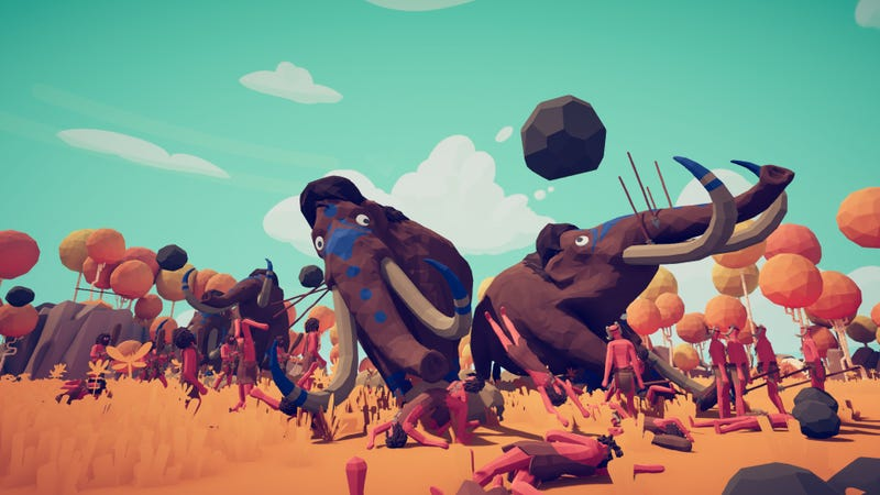 Totally Accurate Battle Simulator Is Finally On Steam, And It's Great