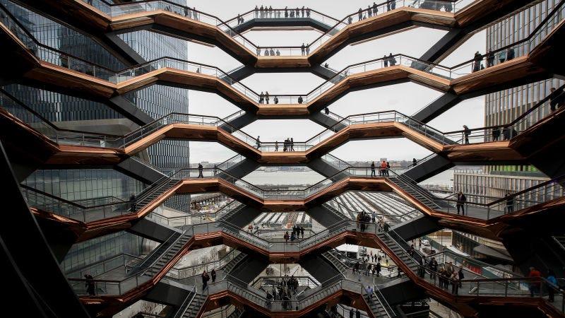 La última trampa para turistas de Nueva York es un edificio con derechos sobre cualquier foto que tomes de él