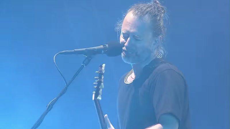 Screenshot: Radiohead