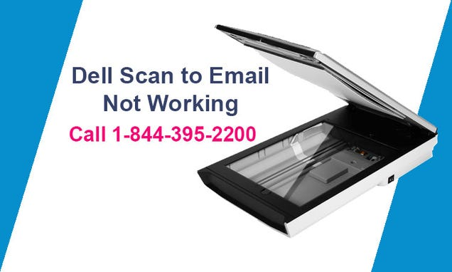 dell scan to email