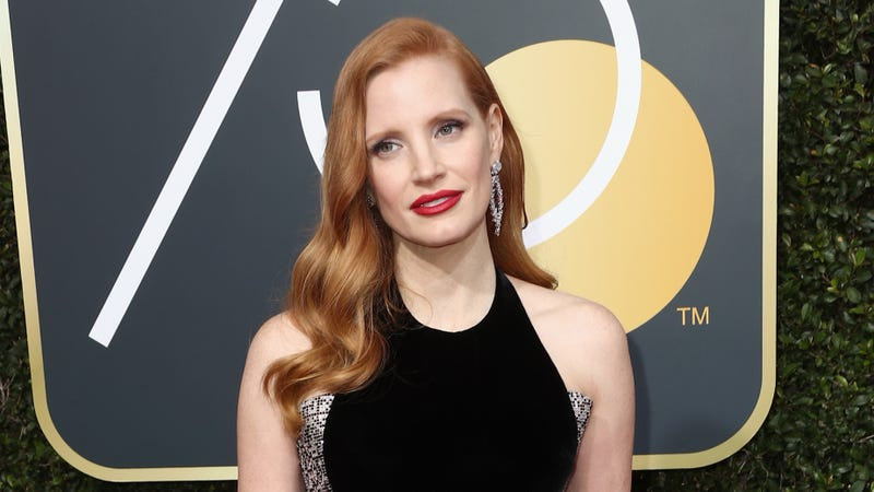 Illustration for article titled Jessica Chastain Wishes She'd Told Producer Who Flirted With Her to 'Fuck Off'
