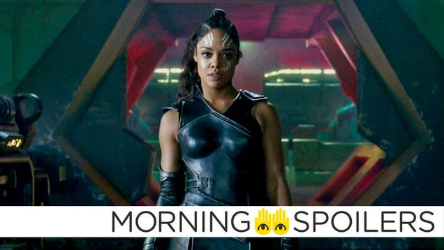 Tessa Thompson Joins Disney s Lady and the Tramp, Details of Kid Flash s Return, and More