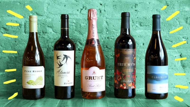 Yes, you can find really great wine at Trader Joe's for