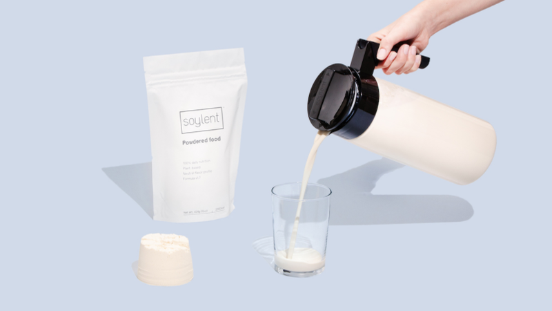 The future of food - now with less flatulence): Soylent forced to ...