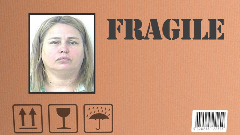 Illustration for article titled A Florida Woman Stole Tampons, Fled In An Explorer, And Hid In A Box