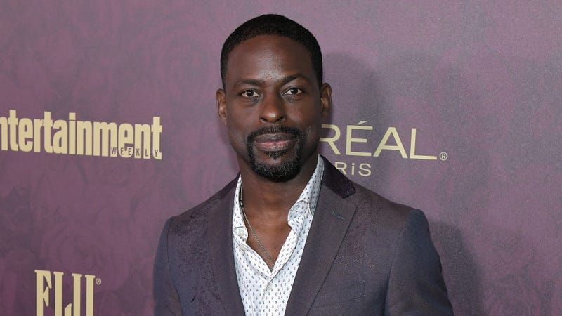 Sterling K. Brown attends the 2018 Pre-Emmy Party hosted by Entertainment Weekly and L'Oreal Paris on September 15, 2018 in Los Angeles, California.