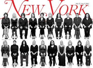 Illustration for article titled 35 megerőszakolt nő egyetlen címlapon