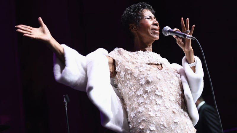 "Illustration for article titled Aretha Franklin is reportedly ""gravely ill"""