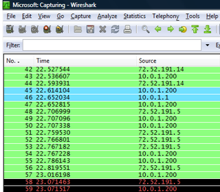Illustration for article titled Wireshark 1.2 Includes 64-Bit Support, Mapping Integration