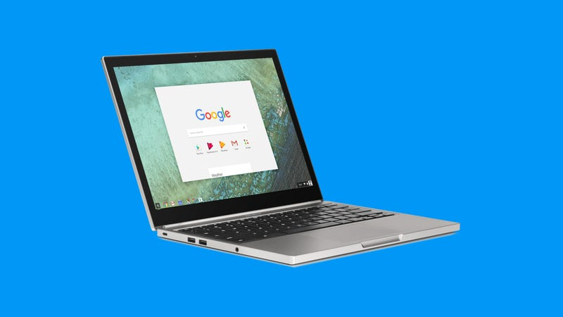 Illustration for article titled Google Just Gave You a Million New Reasons to Buy a Chromebook