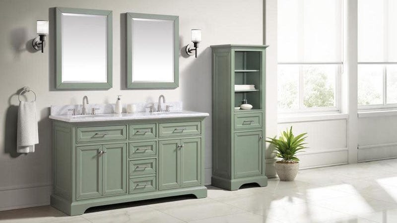You Can Remodel Your Bathroom When You Get Up to 35% Off a Vanity