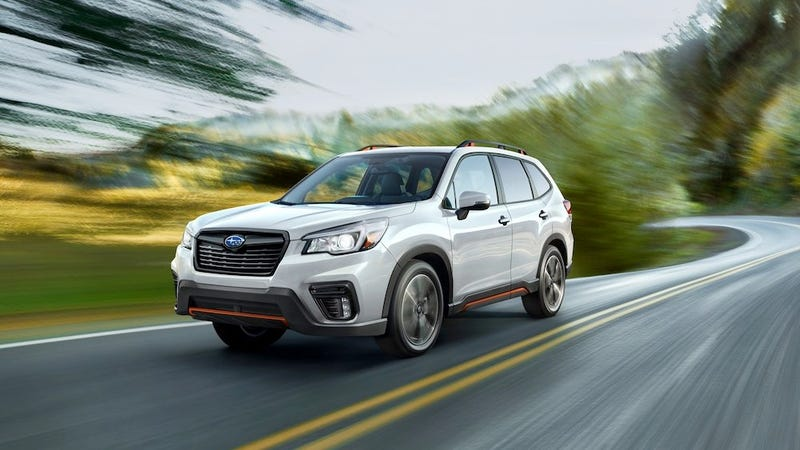 The 2019 Subaru Forester Gets A Lot Bigger And Kills The Turbo