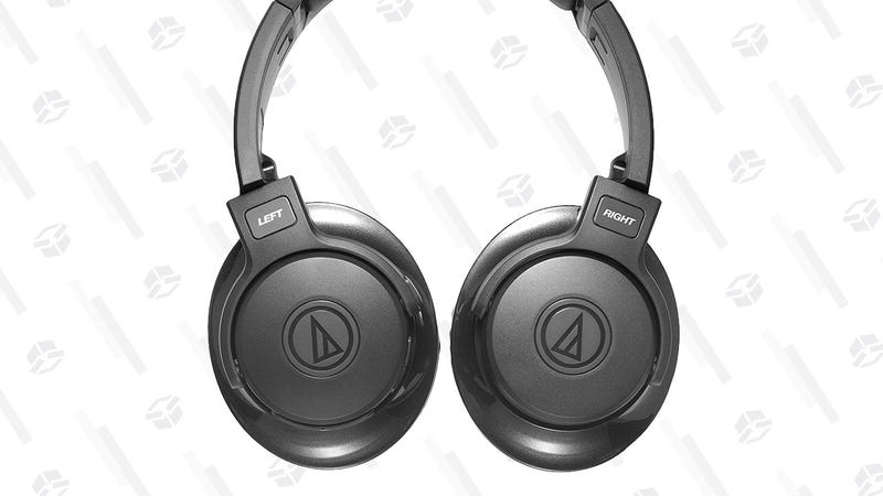 Audio Technica Bluetooth Headphones | $99 | Amazon
