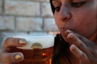 Illustration for article titled Women Make Better Beer Tasters