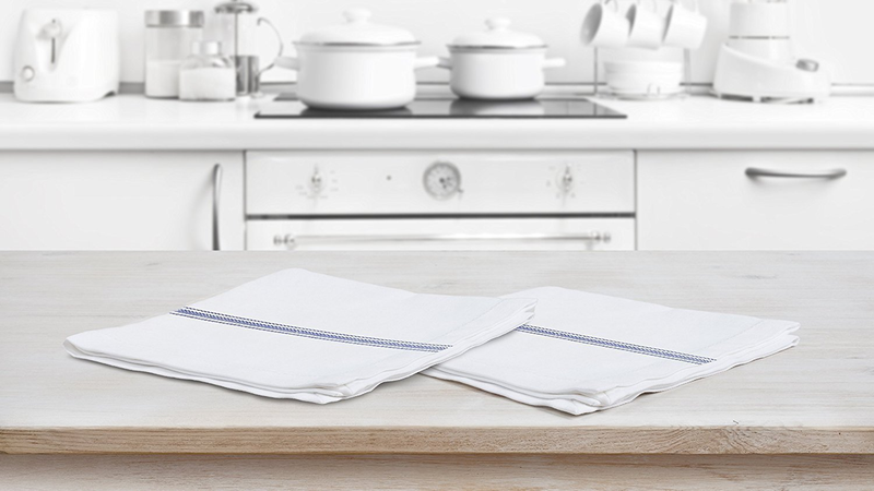 Royal Classic White Kitchen Towels, 15-Pack | $11 | Amazon