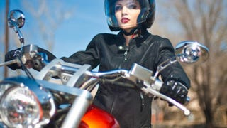 Illustration for article titled Women Increasingly Buying Motorcycles, Starring in Freedom-Themed Montages