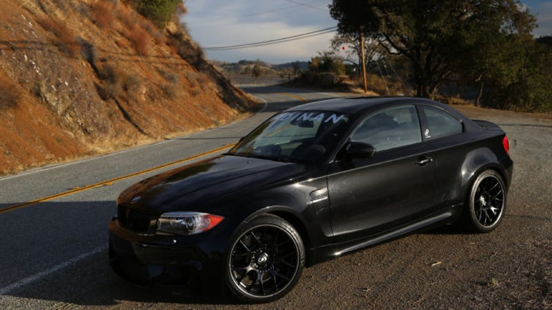 Insanity Is What Happens When You Put 444 Hp Into A Bmw 1 Series