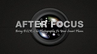 Illustration for article titled After Focus for Android Brings DSLR-Like Options to Your Phone