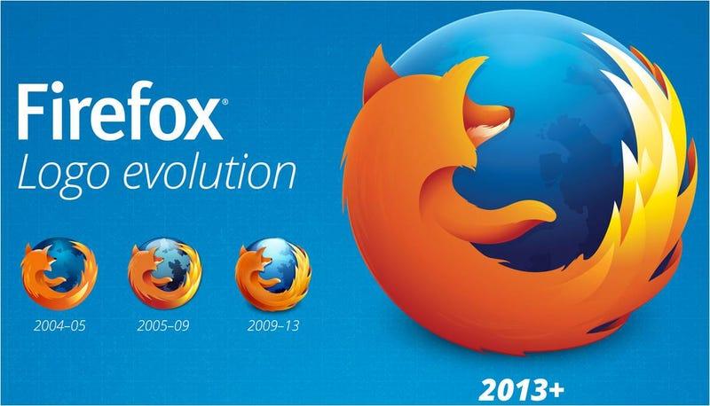 Firefox renueva su logo: así ha evolucionado desde el 2004