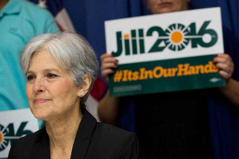 Jill Stein in 2015Drew Angerer/Getty Images