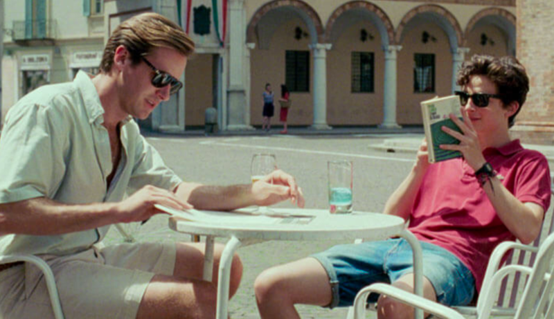 Call Me By Your Name (Photo: Sony)