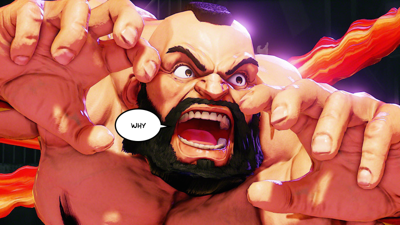 Illustration for article titled Street Fighter V's Launch Sure Has Been a Bummer