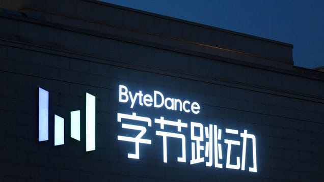 What If Clubhouse, But With State Censorship, TikTok Owner ByteDance Ponders