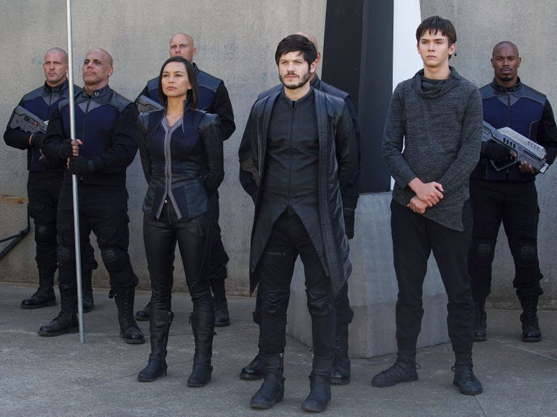 Marvel's Inhumans (Photo: ABC)