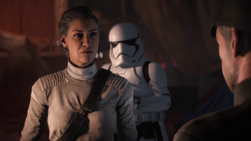 Illustration for article titled Battlefront II DLC Tries To Close Story Cliffhanger, Disappoints
