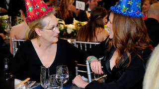 Illustration for article titled Check Out These Exclusive Photos From Meryl Streep's Birthday Party
