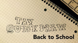 Illustration for article titled TAY Sunday QuickDraw: Back To School