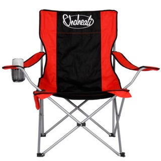 Illustration for article titled Venerable Camping Chair Now Comes with Seat Warmers